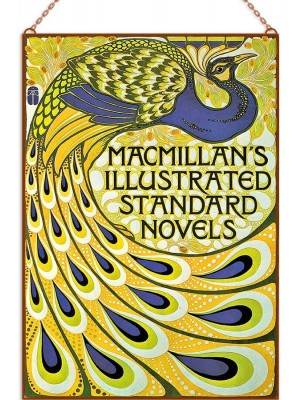 Macmillan's Illustrated Standard Novels üvegkép