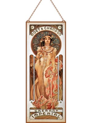 Alfons Mucha - Cremant Imperial
