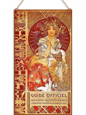 Alphonse Mucha - Guide Officiel