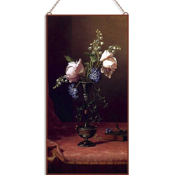 Martin Johnson Heade üvegkép